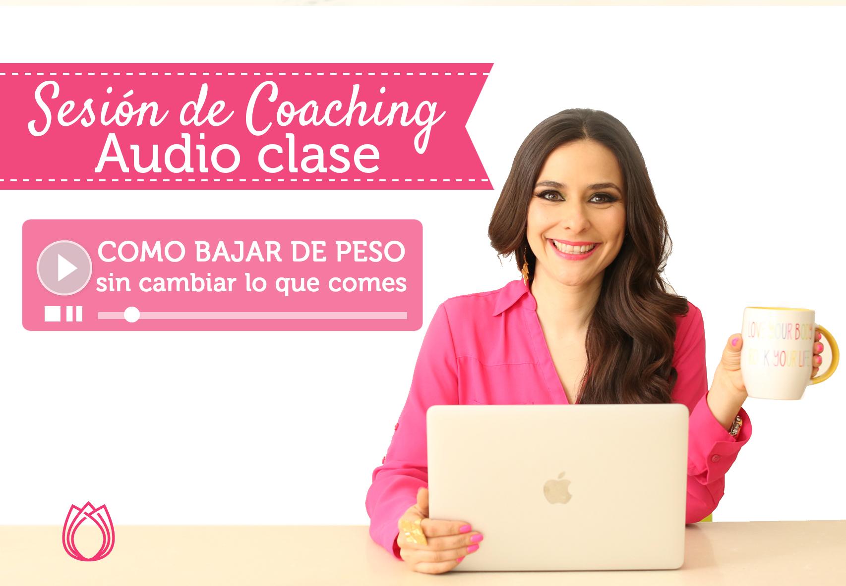Coaching para bajar de peso gratis